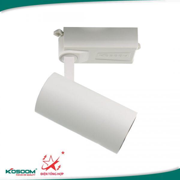 Đèn LED gắn ray COB KOSOOM 10W sơn trắng