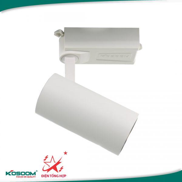 Đèn LED gắn ray COB KOSOOM 20W sơn trắng